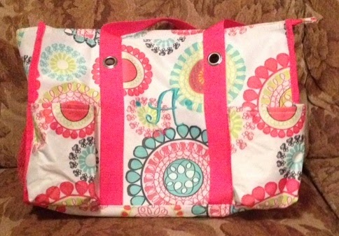 Crafting With The Littles A Thirty One Giveaway